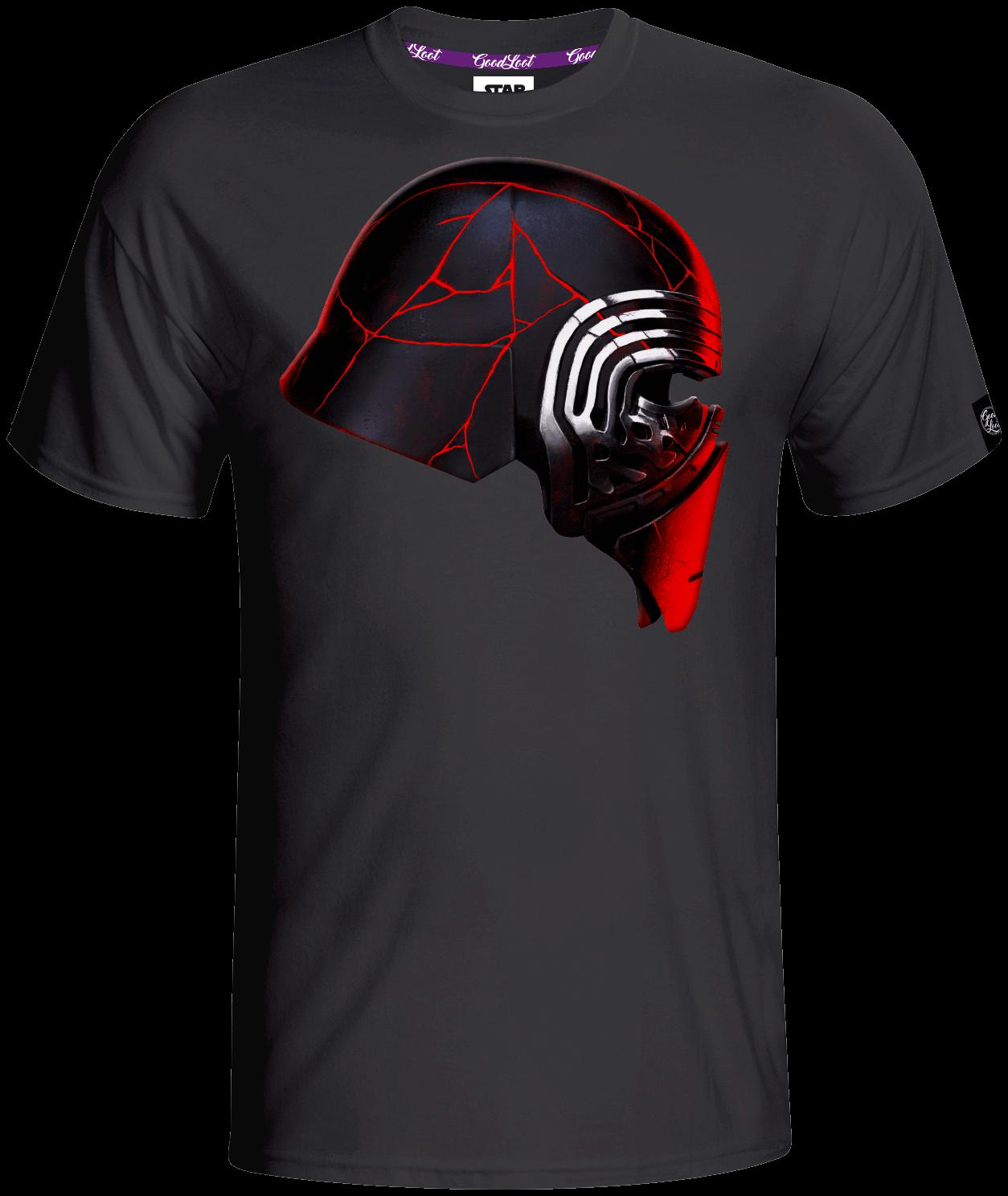Star Wars Kylo Ren Helmet T-shirt M