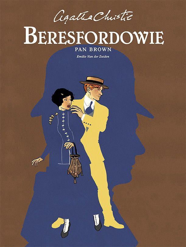 Agatha Christie – Beresfordowie. Pan Brown. Tom 1