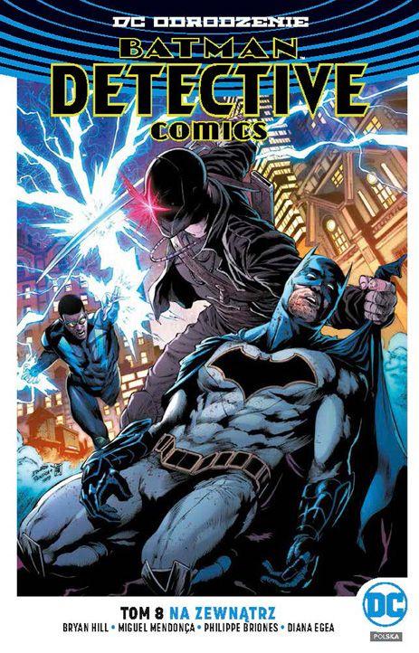 Batman – Detective Comics - Na zewnątrz. Tom 8