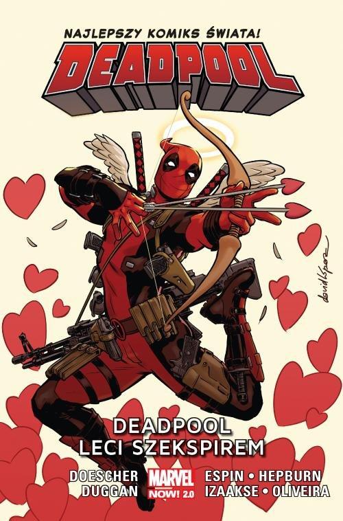 Deadpool Tom 7 Deadpool leci Szekspirem