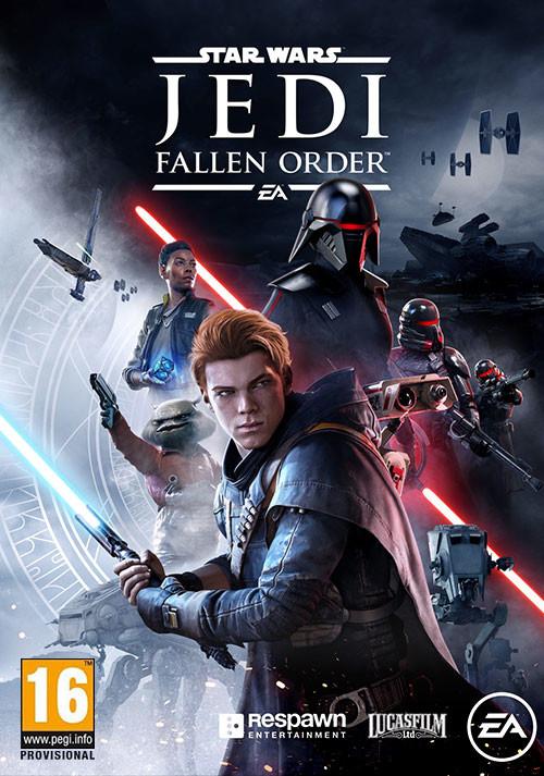 Star Wars Jedi: Fallen Order (PC) Klucz Origin
