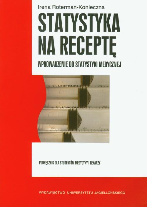 Statystyka na receptę + CD