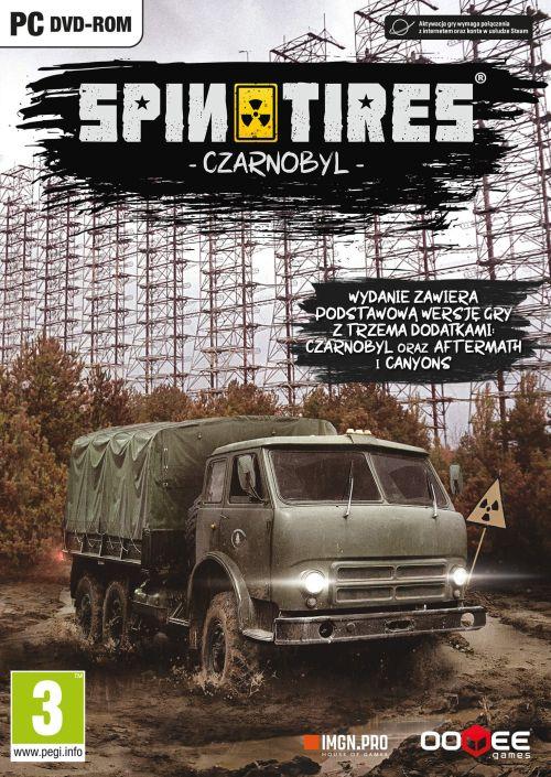 Spintires: Czarnobyl (PC) PL