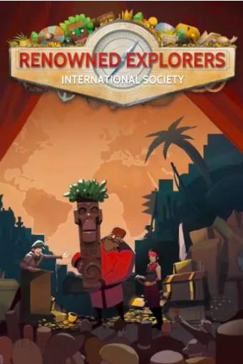 Renowned Explorers: International Society (PC) Steam