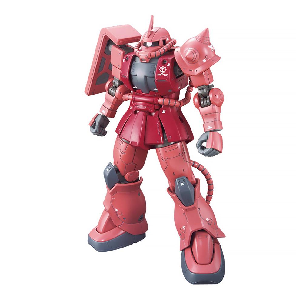 HG 1/144 MS-O6S ZAKU II (RED COMET VER.)