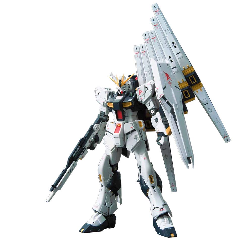 RG 1/144 RX-93 NU GUNDAM (Figurka)