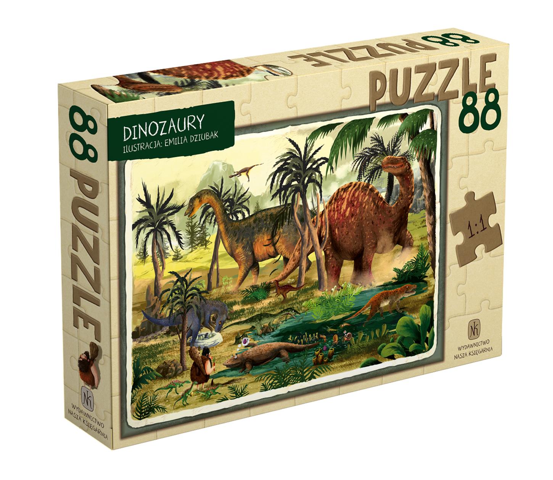 Dinozaury (Puzzle)