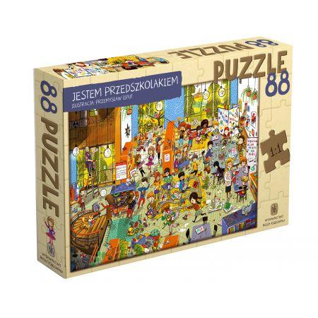 Jestem przedszkolakiem (Puzzle)