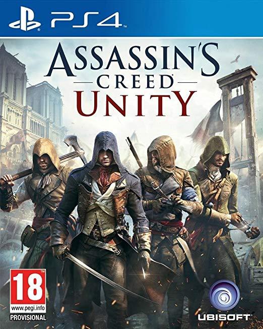 Assassin's Creed: Unity v2 (PS4)