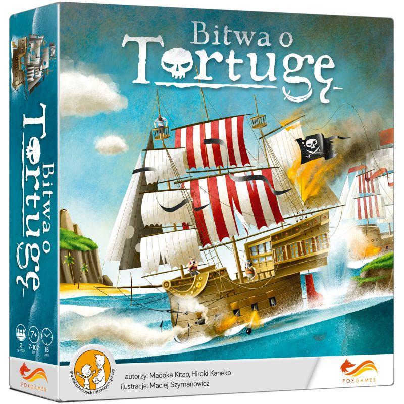 Bitwa o Tortugę. Wydanie II (gra planszowa)
