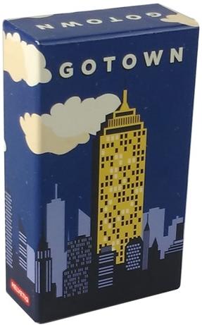 GoTown (Gra Planszowa)