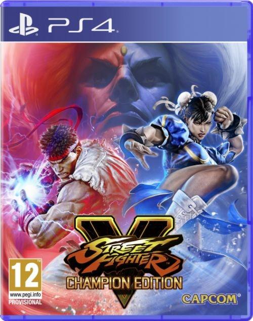 Street Fighter V: Champion Edition (PS4) PL