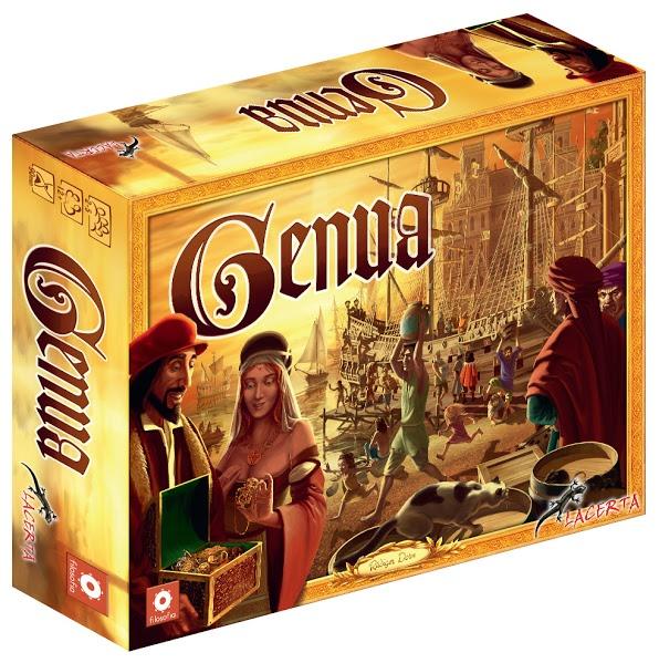 Genua (Gra Planszowa)