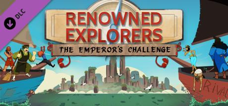 Renowned Explorers: The Emperor's Challenge (PC) Steam