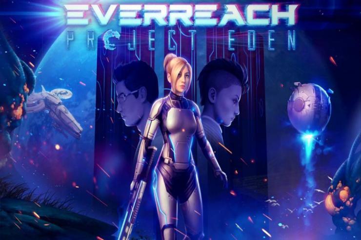 Everreach: Project Eden (PC) Klucz Steam