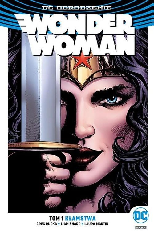 Wonder Woman Tom 1 Kłamstwa