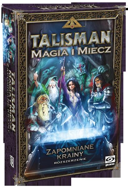 Talisman Magia i Miecz: Zapomniane Krainy