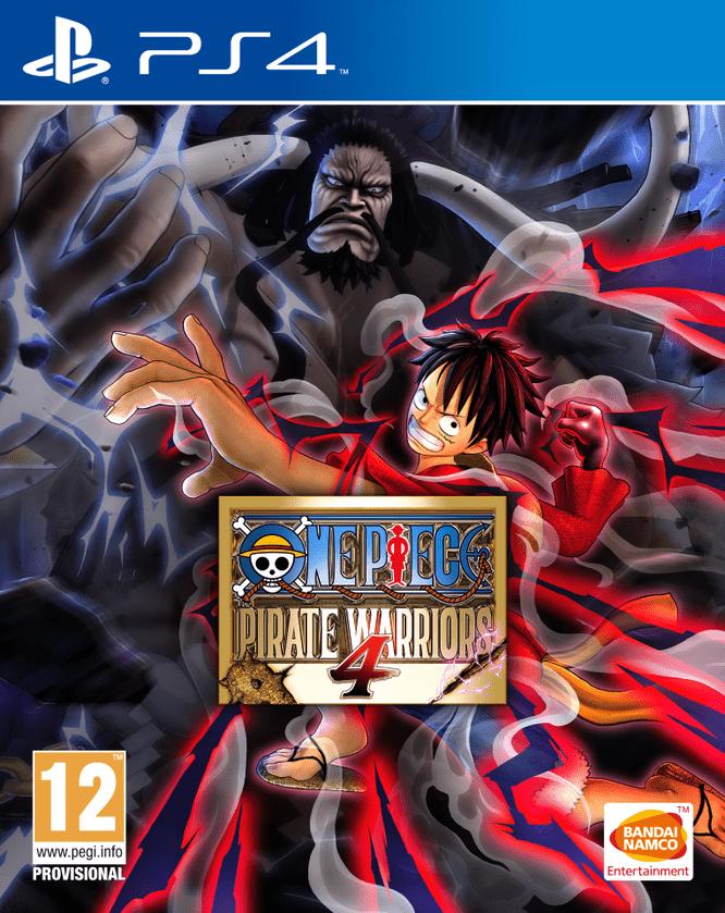 One Piece Pirate Warriors 4 (PS4) PL + BONUSY!