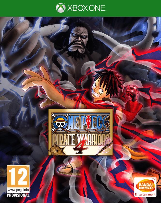 One Piece Pirate Warriors 4 (XOne) PL + BONUSY!