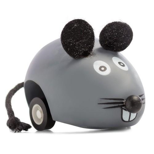 Napędzana mysz Pull-Back Mice