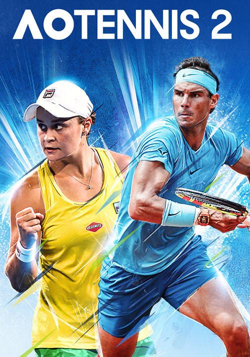 AO Tennis 2 (PC) Klucz Steam