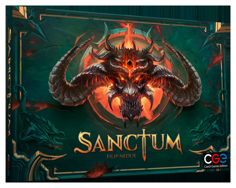 Sanctum (edycja polska) (Gra Planszowa)