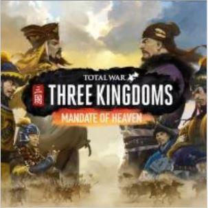 Total War Three Kingdoms Mandate of Heaven DLC Klucz Steam
