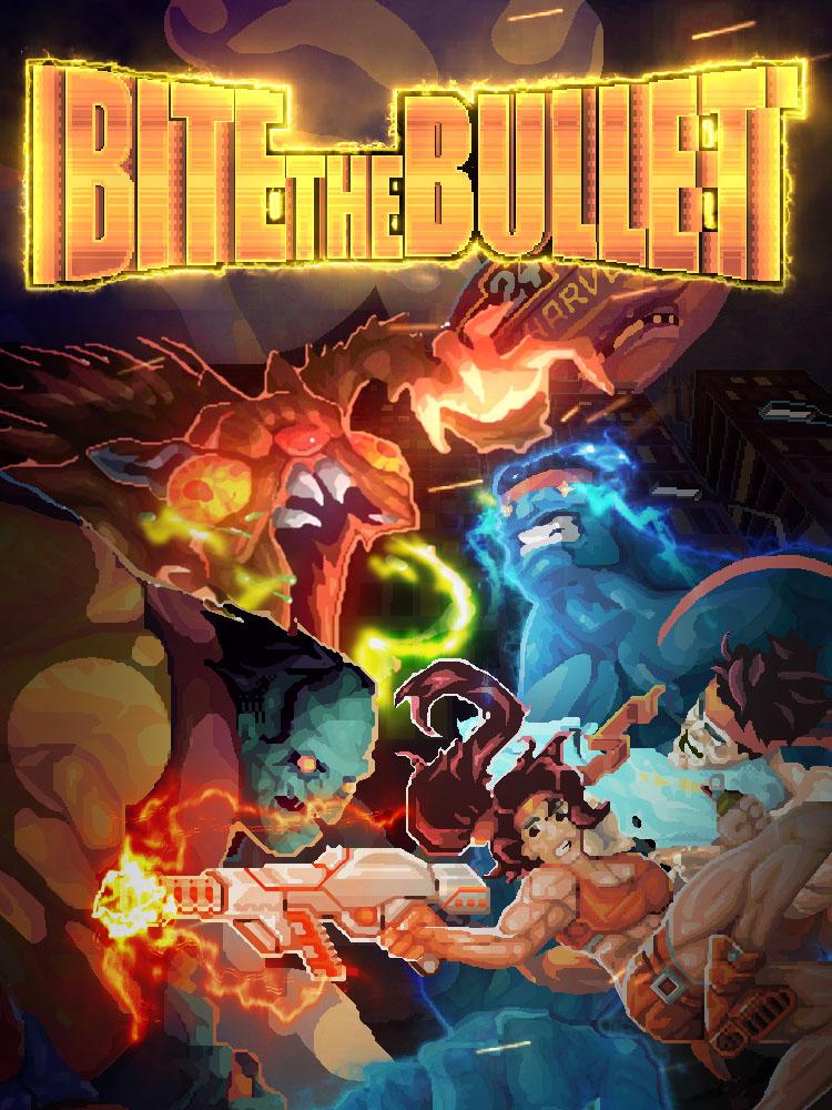 Bite the Bullet (PC) Klucz Steam