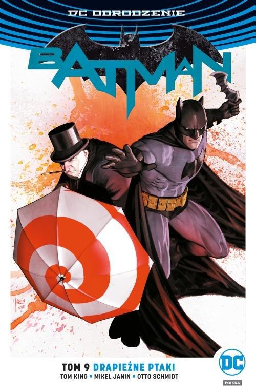 Batman tom 9, Drapieżne ptaki