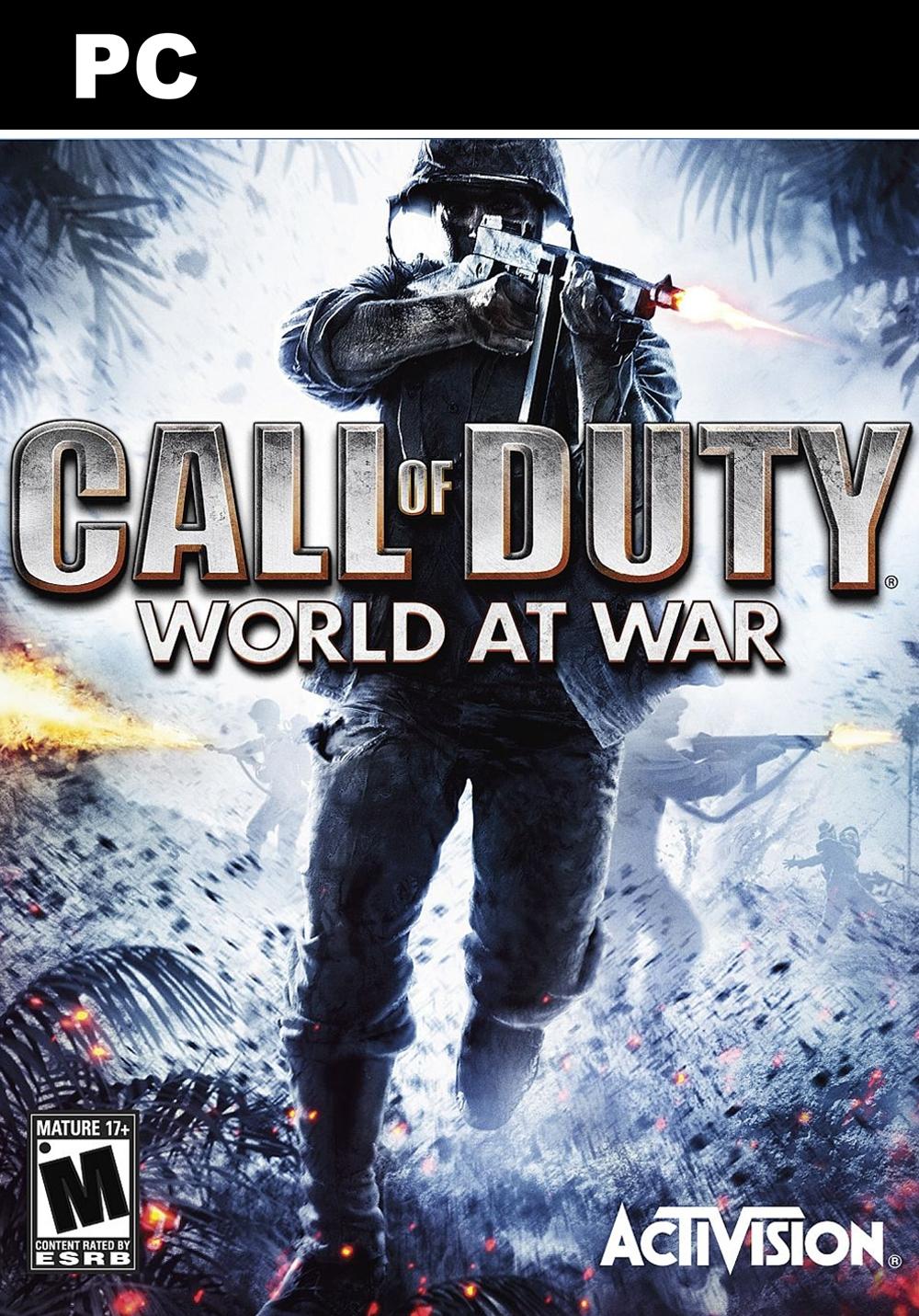 Call of Duty: World at War (PC) Klucz Steam