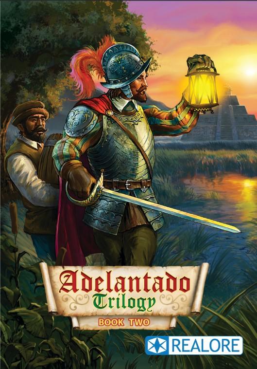 Adelantado Trilogy. Book Two (PC) Klucz Steam