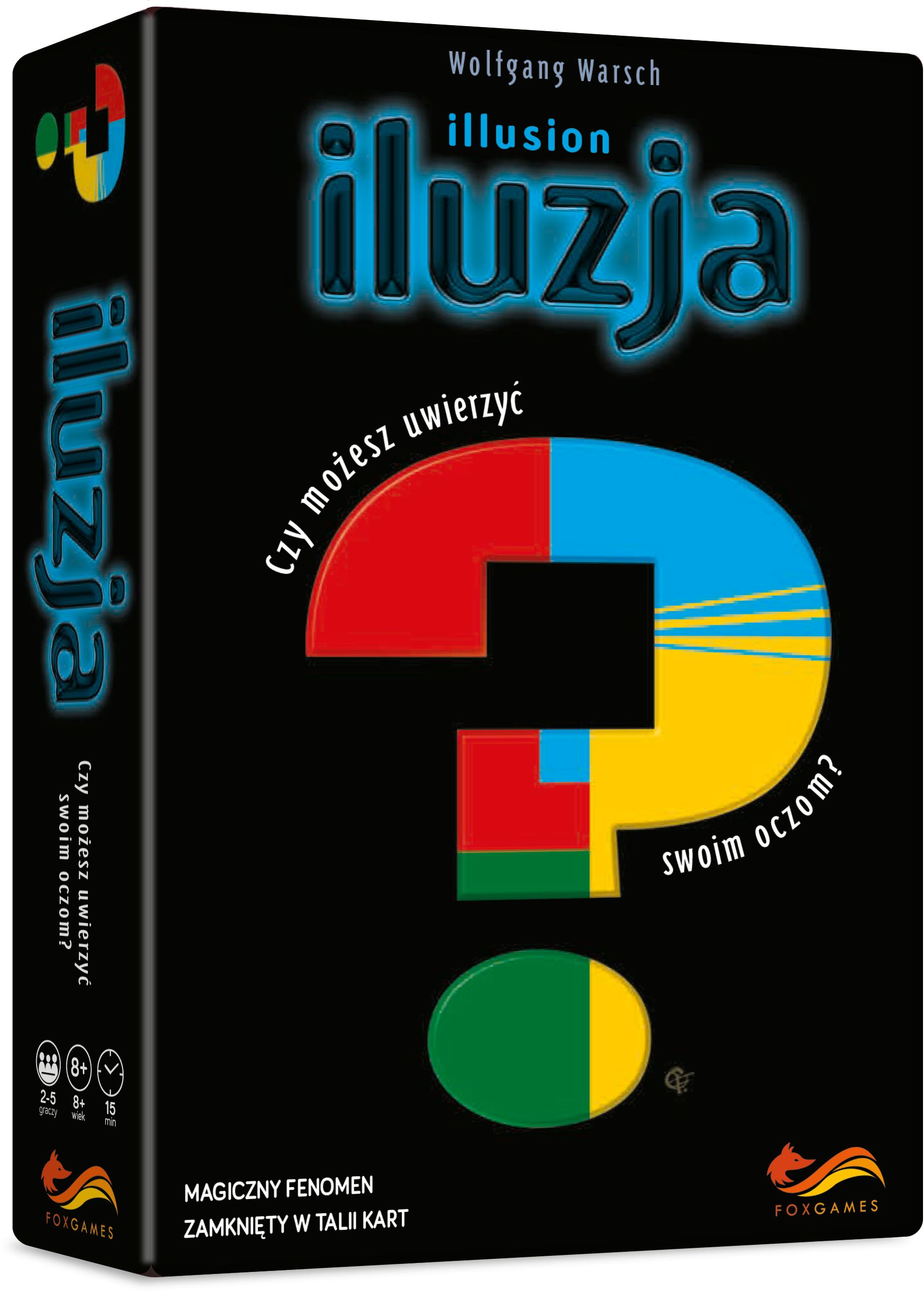 Iluzja (gra planszowa)