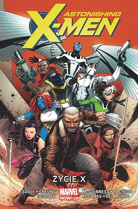 Astonishing X-Men. Życie X. Tom 1