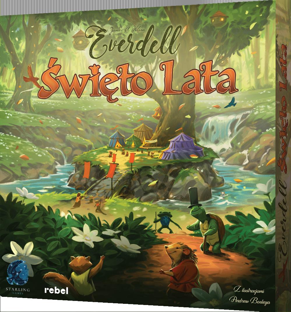 Everdell: Święto Lata (gra planszowa)