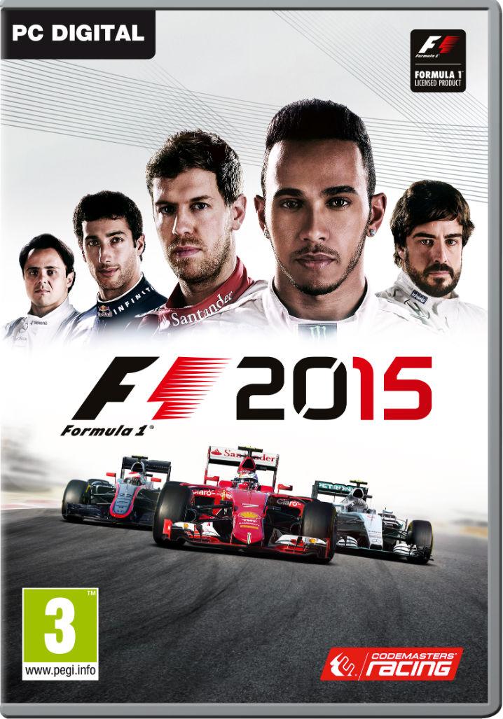 F1 2015 (PC/LX) DIGITÁLIS