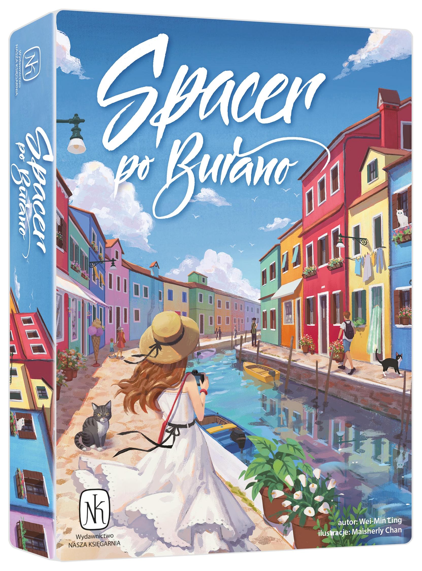 Spacer po Burano (gra planszowa)