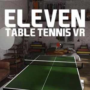 Eleven: Table Tennis VR (PC) klucz Steam