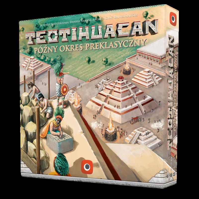 Teotihuacan: Późny Okres Preklasyczny (gra planszowa)
