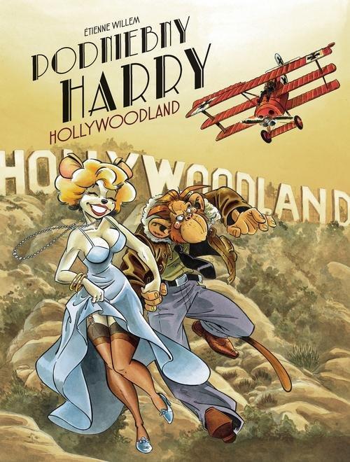 Holywoodland Podniebny Harry Tom 2