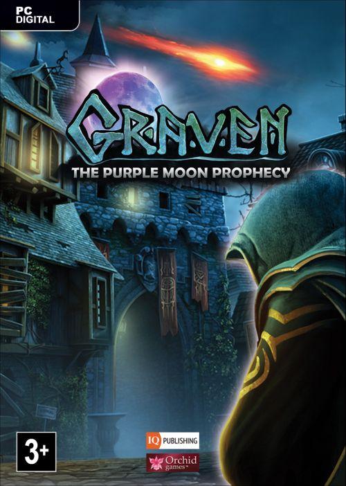 GRAVEN The Purple Moon Prophecy (PC) klucz Steam