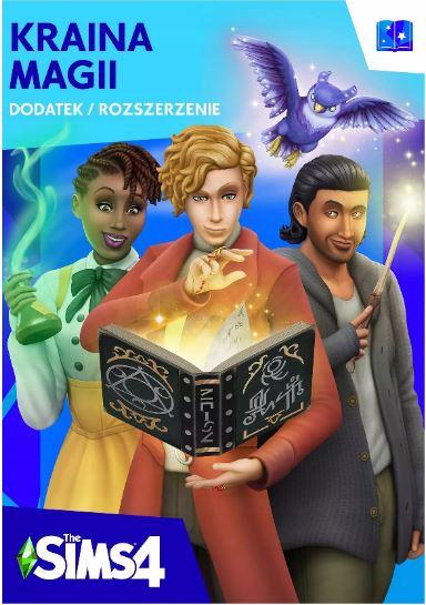 Sims 4 Kraina Magii Pakiet Rozrywki (PC) Klucz Origin