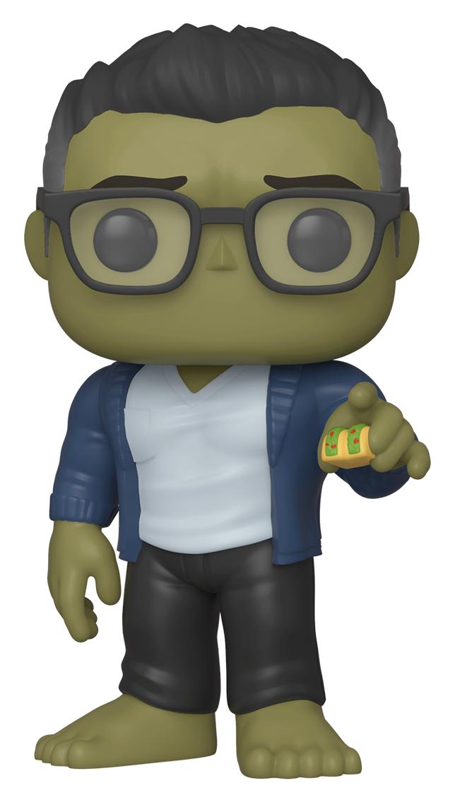 Funko POP Marvel: Endgame - Hulk with Taco