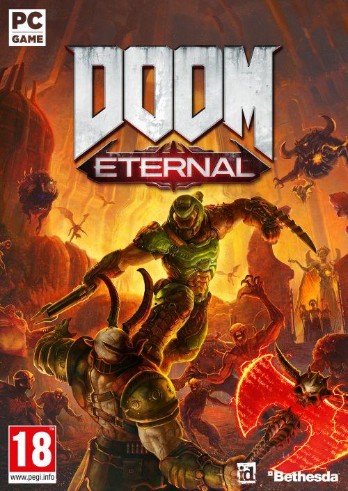 DOOM Eternal Digital Deluxe Edition (PC) PL Klucz Bethesda.net