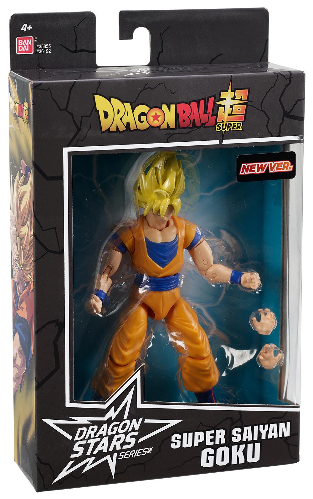DRAGON BALL DRAGON STARS SUPER SAIYAN GOKU + Bonus