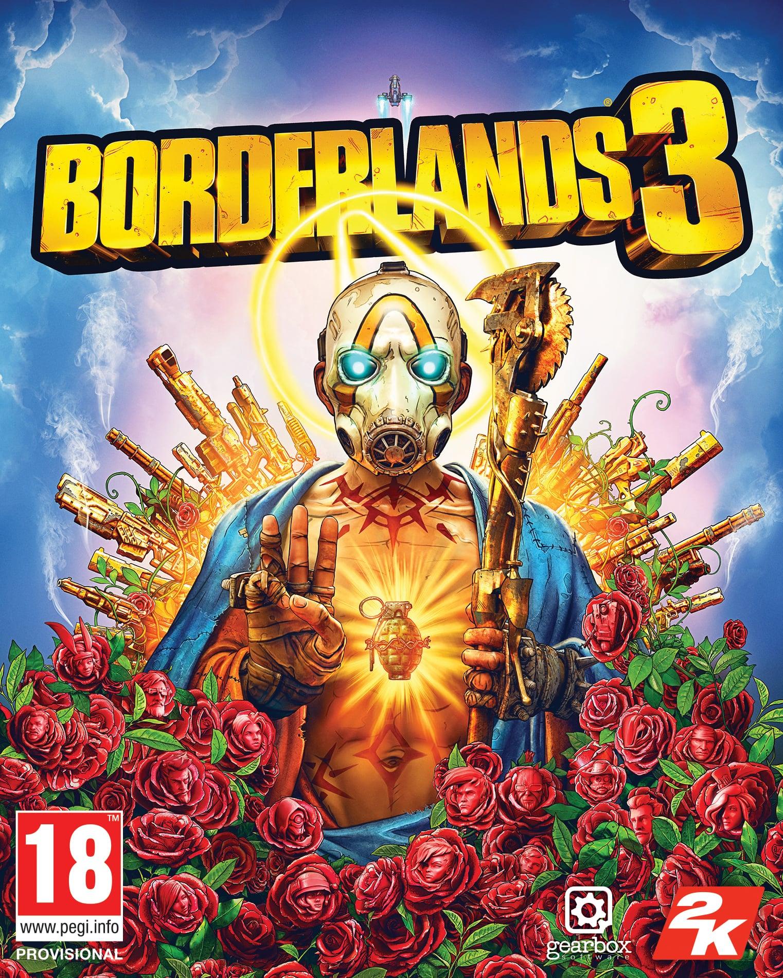 Borderlands 3 (PC) Super Deluxe Edition (Steam kulcs)