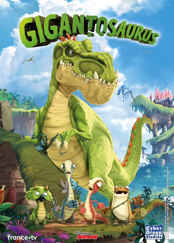 Gigantozaur Gra (PC) Klucz Steam