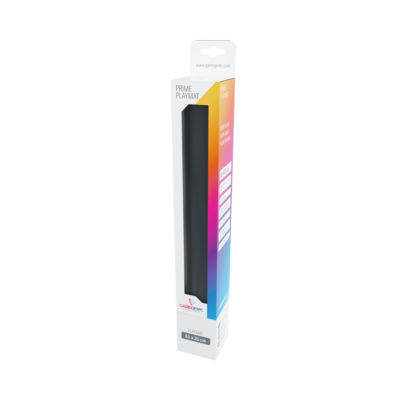 Gamegenic: Playmat Prime 2mm - Black