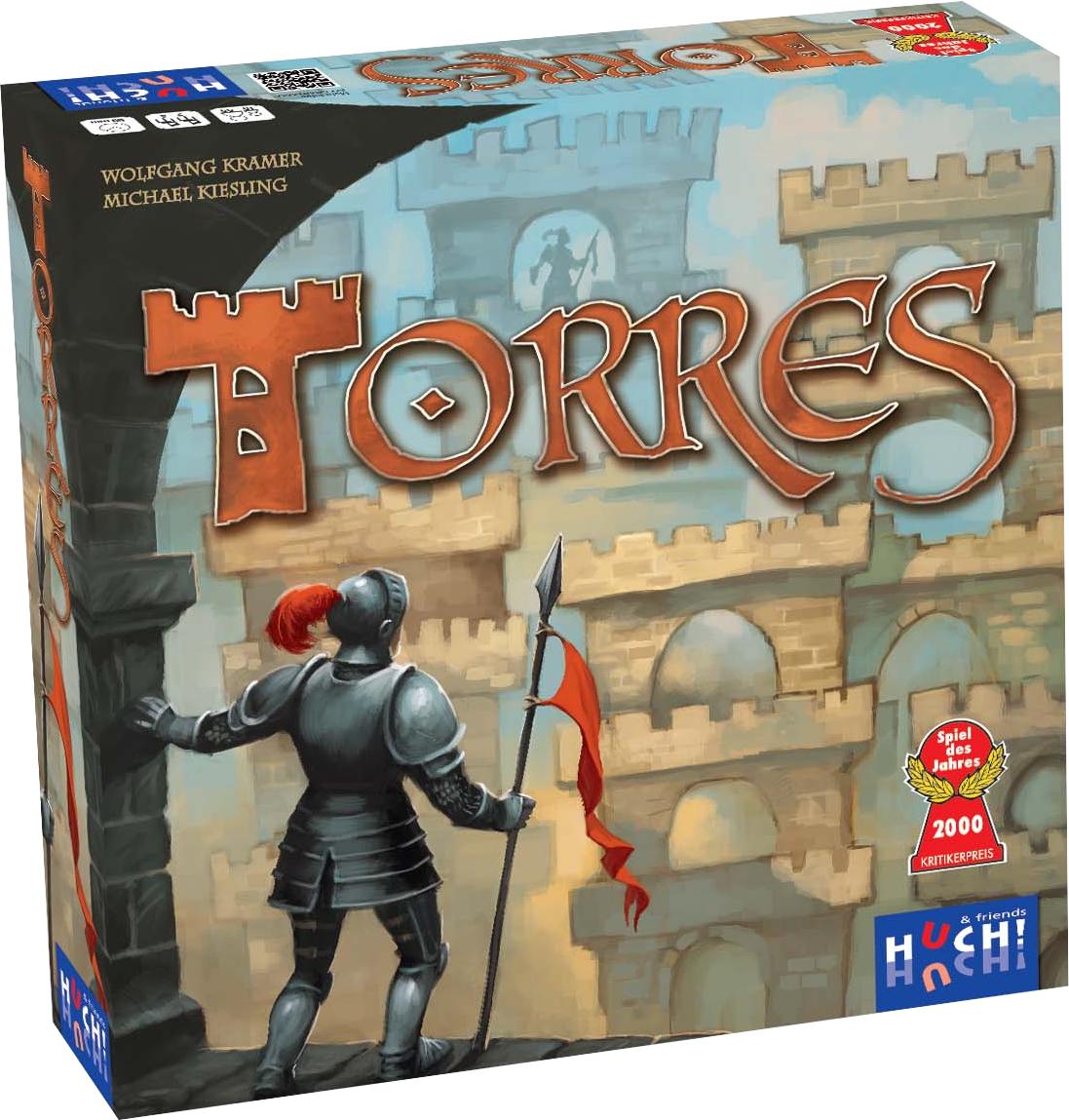 Torres (edycja polska) (Gra Planszowa)