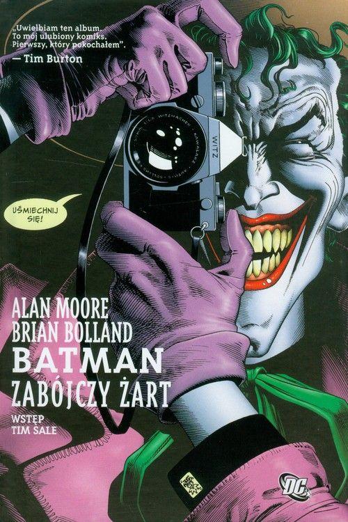 Batman. Zabójczy żart
