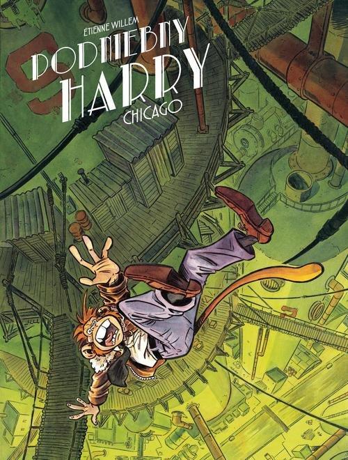 Podniebny Harry Tom 3 Chicago